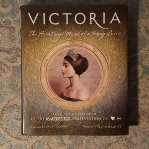 Queen Victoria hardback